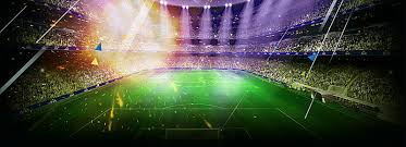 cool soccer field background football playground cool background image