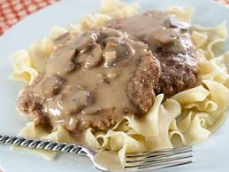 crock pot cube steak gravy recipe