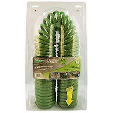 flexon garden hose. Flexon FLXCH1250N 1250 \u0026#189;-Inch Coil Hose With Nozzle, Garden