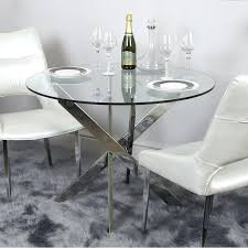 dining tables glass round dining tables mercury row table reviews