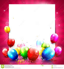 Free Birthday Backgrounds Birthday Background Stock Vector Illustration Of Happiness