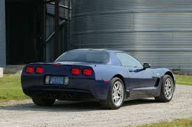 2001 Chevrolet Corvette Z06 related infomation,specifications ...