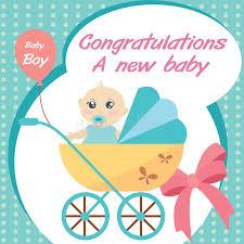 Newborn Congratulation Card Cards For New Baby Boy Under Fontanacountryinn Com