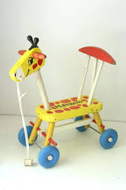 wooden riding toy ride on giraffe by airplane plans