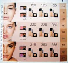 Maybelline Fit Me Foundation Shade Chart Fit Me Maybelline Foundation 230 Foundation And 225 Powder