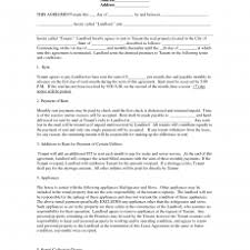 8 Sample Apartment Lease Agreements Templates - Doxenandhue