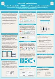 Poster Template Download Poster Presentation Template Size A0 Powerpoint A1 Poster A0