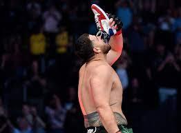 UFC 264: Tai Tuivasa KOs Greg Hardy in ...