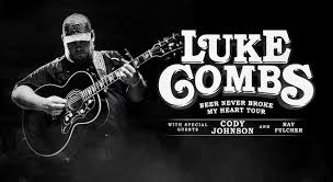 Luke Combs Seating Chart Luke Combs 313 Presents