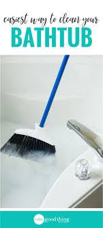 Best 25+ Clean bathtub ideas on Pinterest   Deep cleaning bathtub ...
