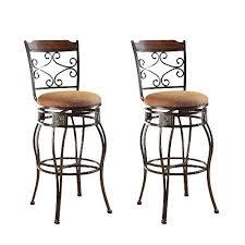 wrought iron swivel bar stools. Fine Swivel Wrought Iron Bar Stools Throughout Swivel L