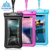 AONIJIE Floatable водонепроницаемый <b>чехол</b> для <b>телефона</b> ...