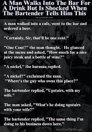 A Man Walks Into The Bar For A Drink But Is Shocked When The ... via Relatably.com