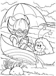 rainbow brite 999 coloring pages crafty 80 s rainbow brite
