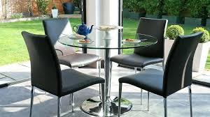 dining table with 4 chairs india 4 round dining table mesmerizing stylish 4 glass dining set