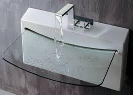 utility properties of a glass sink glass bathroom sink