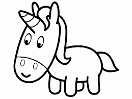 Small Picture Baby Unicorn Coloring Pages Baby Unicorn Coloring Pages In