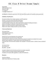 Objective For Truck Driver Resume Truck Driver Resume Objective musiccityspiritsandcocktail 51