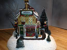 Department 56 City Lights Christmas Trimmings Snow Village City Lights Christmas Shop