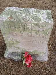 Nancy Evelyn Griffith Holbert (1839-1925) - Find A Grave Memorial