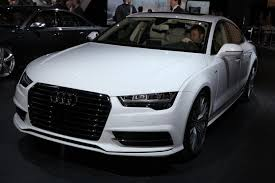2016 audi a7 white. 2016 audi a7 sportback with new sporty design general auto news white