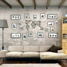 wall art world maps map metal wood decor zoom south great world map wall decor
