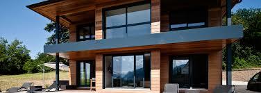 Hous Maisons Modernes En Bois Construire Une Maison Moderne Avec Maison En Bois Gironde Prix