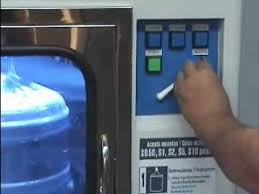 Glacier Water Vending Machine Locations Inspiration Multi Price Water Vending Machine YouTube