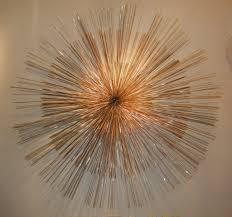astounding ideas round metal wall decor 3 piece set big 34 5 diameter copper large