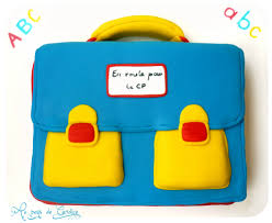Cartable Au Pays De Candice