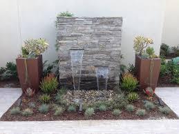 contemporary outdoor water fountains indoor water wall fountain landscape contemporary with outdoor