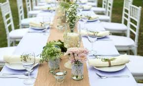 Rectangle Tables Wedding Reception Centerpieces For Long Rectangular Tables Pearloasis Info