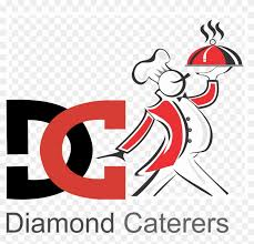 Catering Clipart Catering Clipart Catering Logo Diamond Caterers Hd Png
