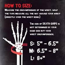 Versa Gripps Pro Size Chart Death Grips