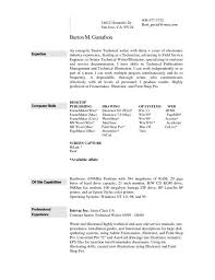 Simple Resume Templates Word Unique Example Resume Resume Templates For Pages Mac Resume Templates
