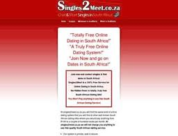 free online dating za
