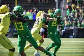 Oregon Ducks Depth Chart Is Out But Position Battles