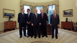 president in oval office. the living presidents gather in oval office january 2009 days before barack obama president s