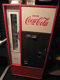 Vendo Vending Machine Fascinating Vendo Coca Cola 48s Vending Machine Catawiki