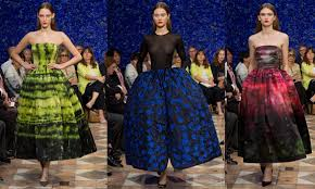 Image result for raf simons dior haute couture