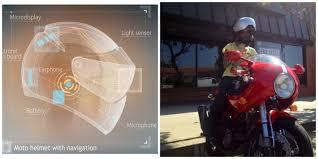 live map motorcycle helmet pics