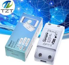 <b>Itead Sonoff Basic R2</b> Wifi DIY Smart Wireless Remote Switch ...