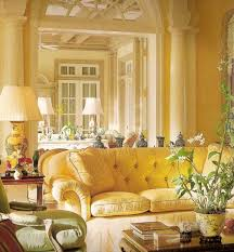 Decorating With A Yellow CouchYellow Themed Living Room
