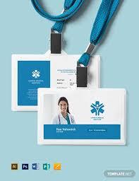 31 Blank Id Card Templates Psd Ai Vector Eps Doc Free