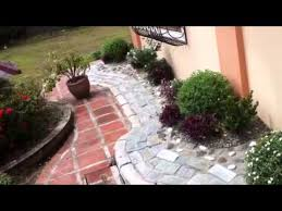 Small Picture zaragoza backside garden grotto 10 06 2012 YouTube