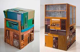 tetris furniture. Cars, Furniture, Trailers (you Name It) Into Artistically Arranged Cubes - Structures That Are Equally Infuriating And Pleasing To The Eye: Tetris Furniture