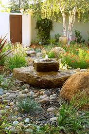 Small Picture 50 Super Easy Dry Creek Landscaping Ideas You Can Make