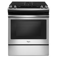 Gas Range With Gas Oven Gas Ranges Ranges The Home Depot
