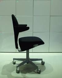 ergonomic office chairs.  Office Lei Ergonomic Office Chair In Black Intended Chairs