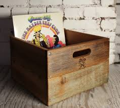 hobo essential record crate